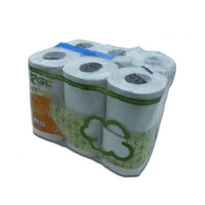 Papier Toilette Ecologique Orange X12