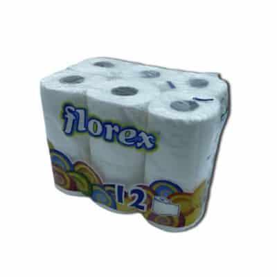 Papier Toilette Florex X12
