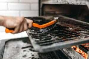nettoyer un barbecue